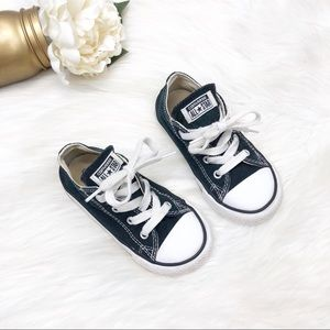 Converse All Star Low Tops Toddler Sz 9